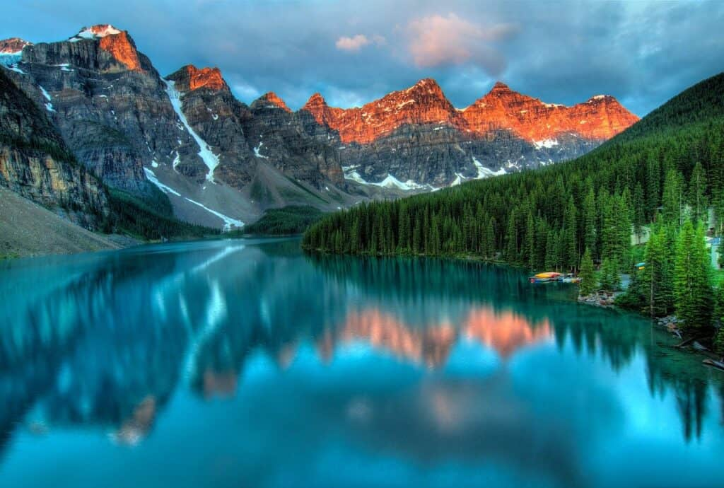 serene-mountains