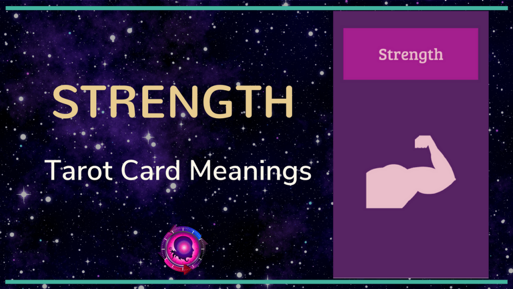 STRENGTH Tarot Card Meanings – TAROT CARDS
