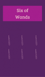 six-of-wands-tarot
