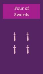 four-of-swords