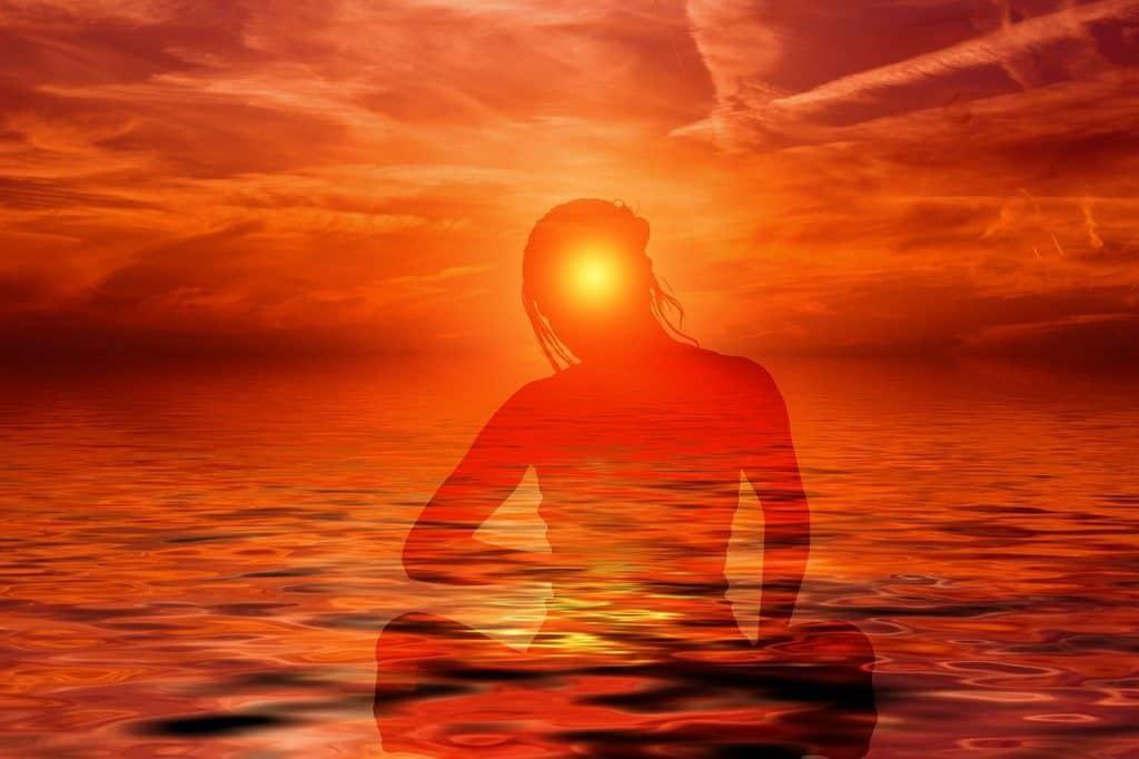 meditation-beautiful-sunset