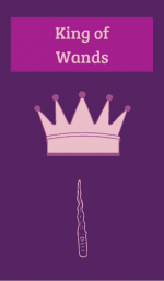 KING OF WANDS Tarot Card Meanings – TAROT CARDS