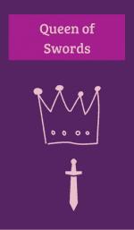queen of swords reversed