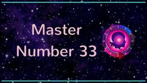 master-number-33