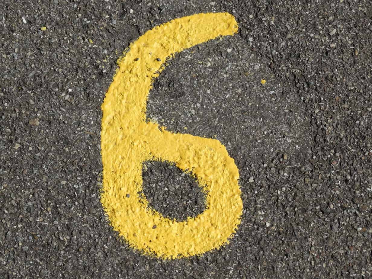 ANGEL NUMBERS 6 (Meanings & Symbolism) – ANGEL NUMBERS
