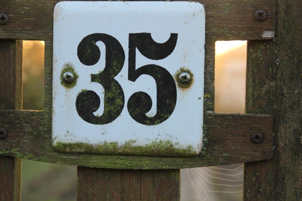 35 angel number