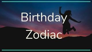 birthday-zodiac