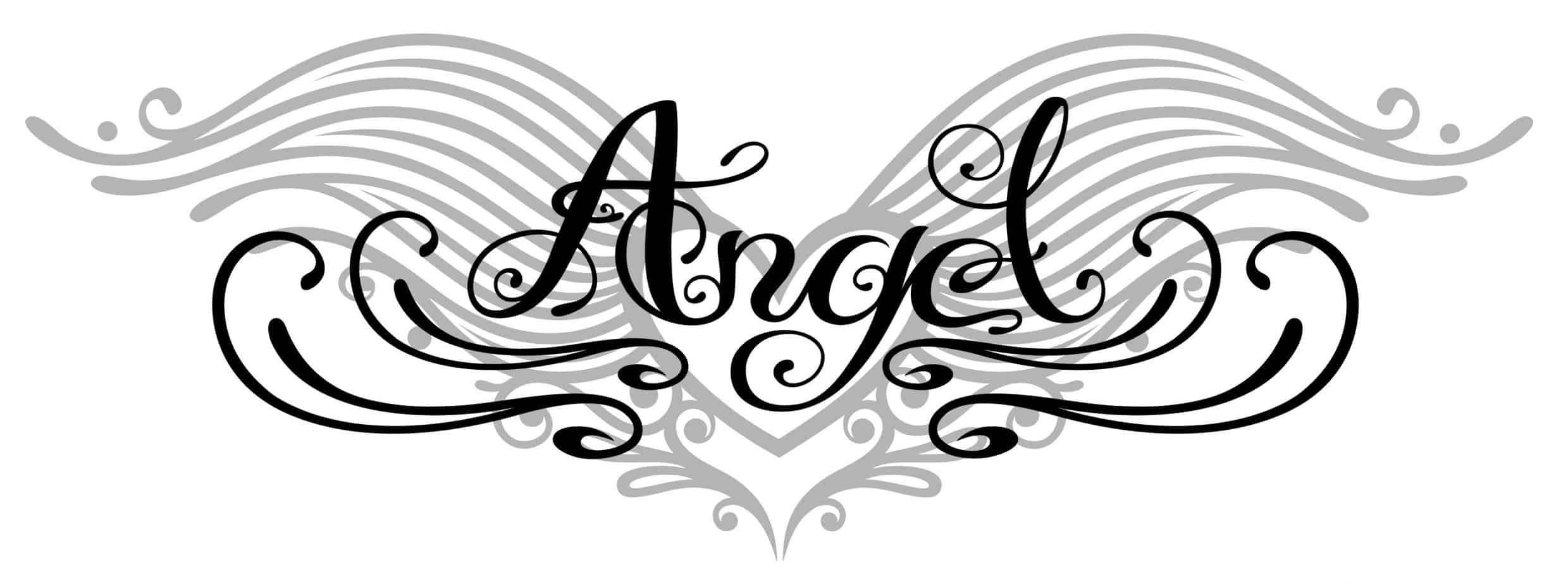 angel symbols