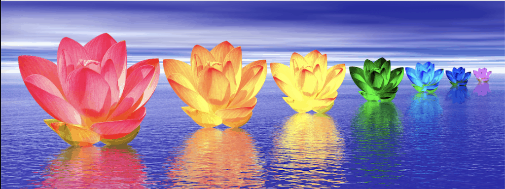 lotus-chakras