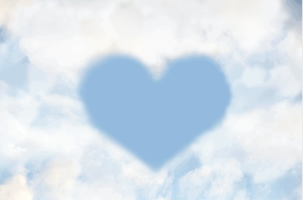 cloud-heart-love